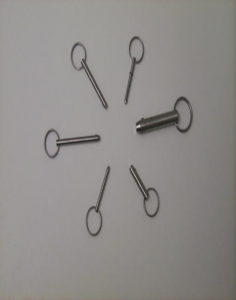 EASY PULL FIXTURE MOUNTING PINS