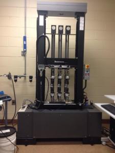 Multi-head Tester in Plastics Lab Instru-met Corp