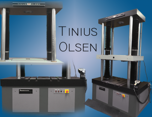 Tinius Olsen Collage